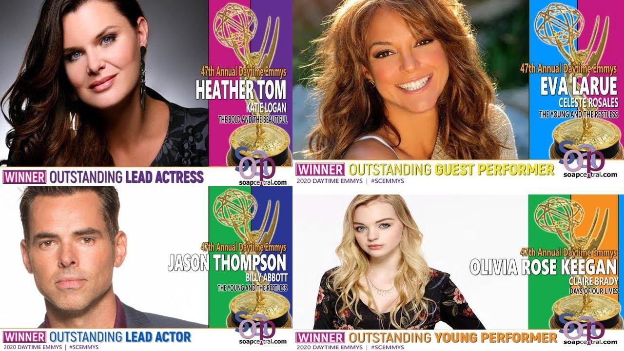 Emmy Awards: List of 2020 Winners
