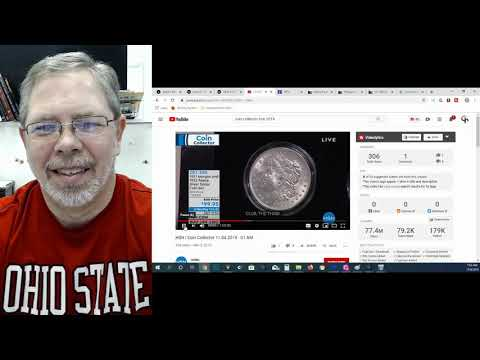 Coin Dealer REACTION To HSN Selling Common Date Silver Dollar Set