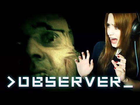 OBSERVER #05 - DER PSYCHOTRIP BEGINNT ● Let's Play Observer
