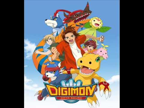 Digimon Savers - Believer (OST EVO THEME)