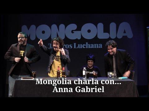 Mongolia charla con Anna Gabriel (CUP)