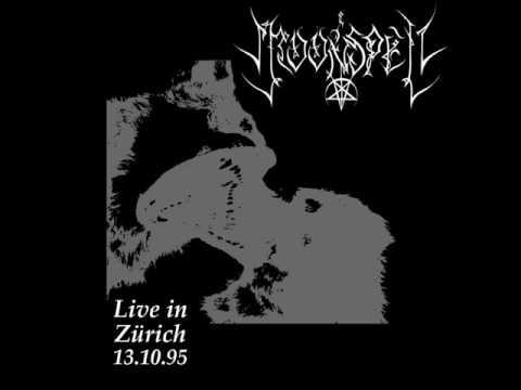 Moonspell - Live In Zürich, Switzerland 1995 (FULL BOOTLEG)