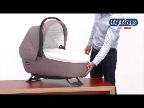 how to close a peg perego milano xl stroller