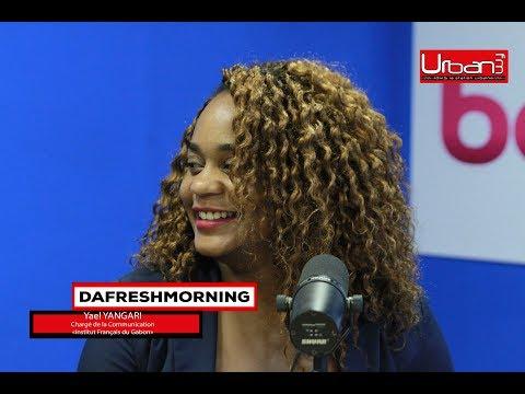 Yael nous donne le programmes cinéma de l'Institut Français du Gabon