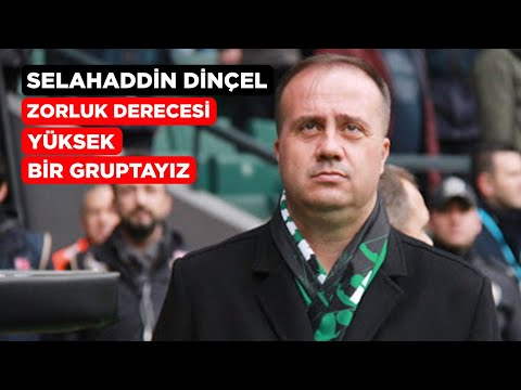 Selahaddin Dinçel röportajı, Kocaelispor, Şampiyonluk, Zorlu grup, Kamp ve Transferler | TransferMerkez TV