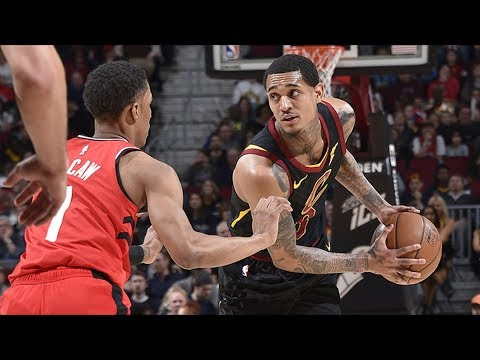 Ibaka, Chriss Ejected! Cavs Beat Raptors! Sexton 28 Pts! 2018-19 NBA Season thumbnail