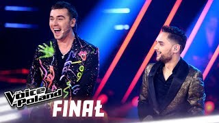"Damian Kulej i Kamil Bednarek - ""Sledgehammer"" - Finał - The Voice of Poland 10"