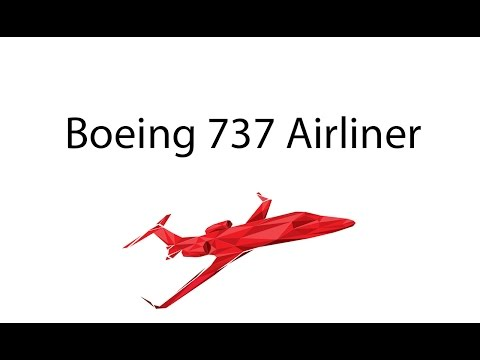 Boeing 737 airliner for sale