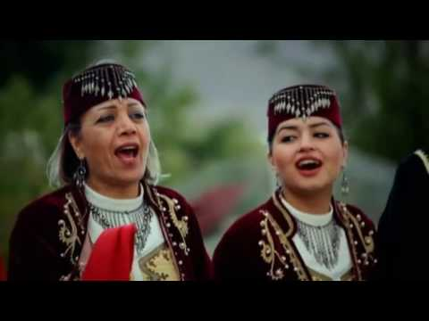 Армянская кухня - НЕОБЫЧНО! Смотреть всем!!