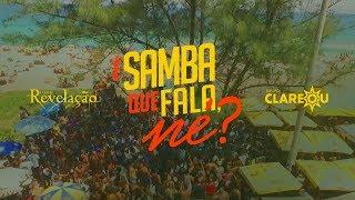 grupo clareou grupo revelação é samba que fala né?
