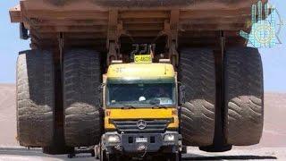 TOP 10 Camiones Monstruosamente Grandes
