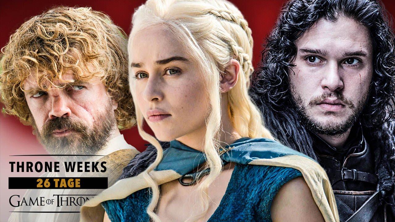 Das Passiert In Game Of Thrones Staffel 5 Zusammenfassung Recap
