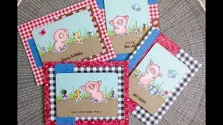 1 Set 4 Ways   Episode 4   Hello Bluebird Pig Day