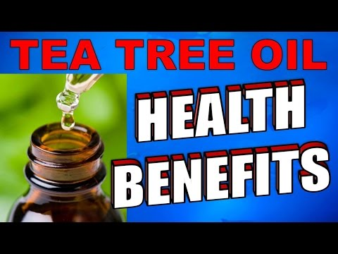 TEA TREE OIL - Top Ten Health Benefits and Uses