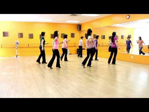 2 Times, 3 Times  Line Dance Dance & Teach in English & 中文