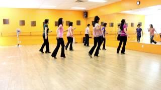 2 Times, 3 Times - Line Dance (Dance & Teach in English & 中文)