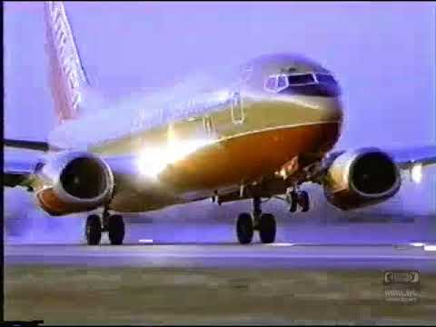 Southwest Airlines | Television Commercial | 1997 | A Symbol of Freedom