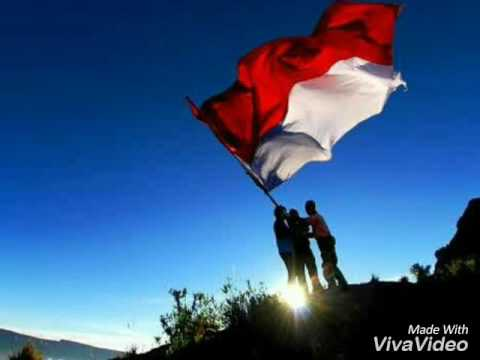 Lagu indonesia pusaka bikin merinding