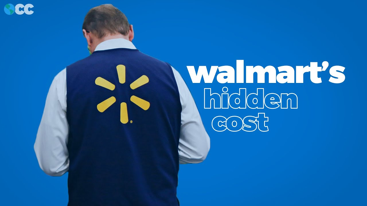 Why is Walmart so ridiculously cheap?