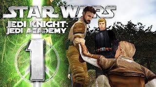 STAR WARS Jedi Knight: Jedi Academy - E01 -