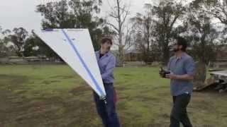 What Could Possibly Go Wrong?: Giant Paper Airplanes