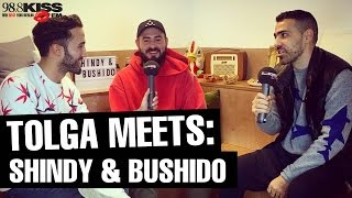 Interview SHINDY & BUSHIDO: Dreams, Trump und der Rucksack