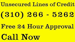 Fast Unsecured Loans | (310) 266 - 5262 | Lines of Credit $50k - $250k Chula Vista, CA