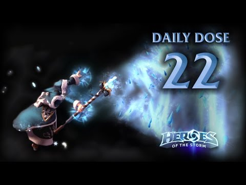 Heroes of the Storm - Daily Dose Episode 22: Frosty Ranked Time!