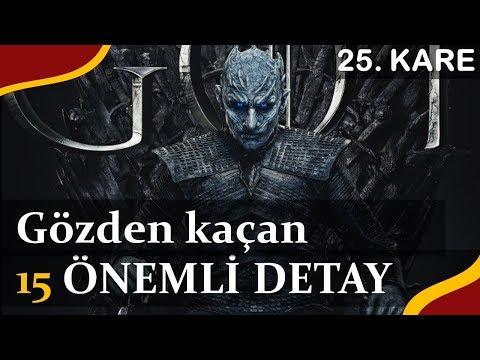 Game of Thrones 8. Sezon 1. Bölüm - Dikkatlerden Kaçan 15 Önemli Detay
