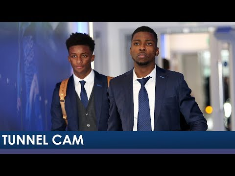 Tunnel Cam   Leicester City vs Watford   2017/2018