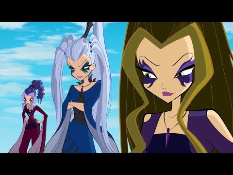 Winx Club Season 6 Episode 14  Mythix: Winx vs Trix