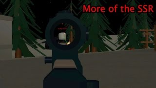 Roblox Phantom Forces - More of the SSR