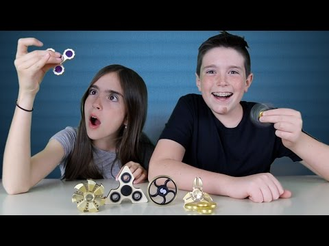 Thumbnail: ULTIMATE FIDGET SPINNER FREAKOUT!