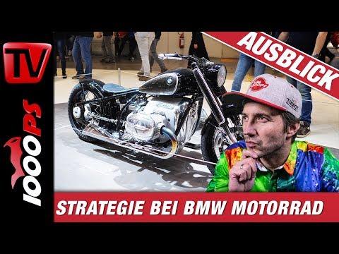 Wie lange noch mit Benzin? Strategie bei BMW Motorrad - Chef Markus Schramm im Gespräch