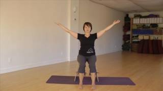 Chair Yoga for the Upper Body