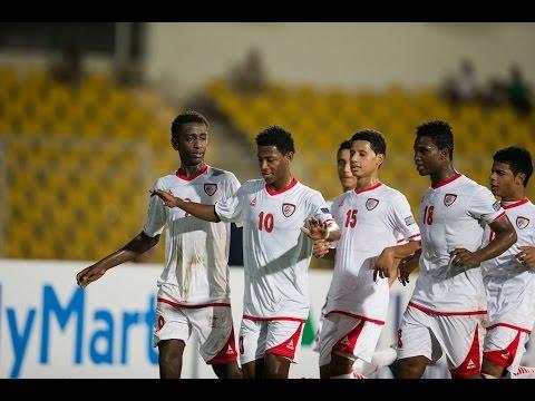 Video: U16 Malaysia vs U16 Oman