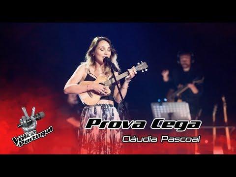 "Cláudia Pascoal - ""Dream a Little Dream of Me"" | Prova Cega | The Voice Portugal"
