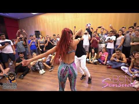 Maurizio & Simona [Culpables by DJ Alejandro & DJ Dimen5ions ]@BCN Sensual Bachatea 2018