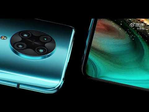 Redmi K30 Pro official promo video 2020