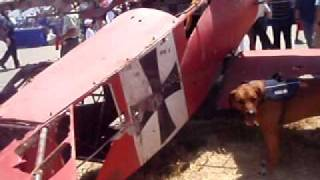 What happened to the Fokker Triplane used in the 1966 WWI aviation ...