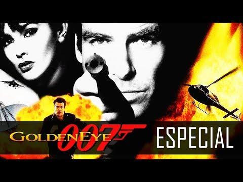 GOLDEN EYE 007 : UM GAME LENDÁRIO !