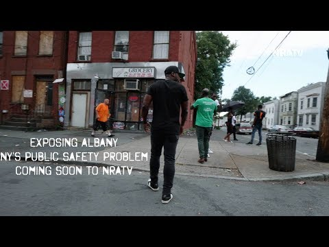 Colion Noir Exposes Albany, NY's Public Safety Problem: Coming Soon to NRATV