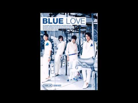CNBLUE Blue Love Album