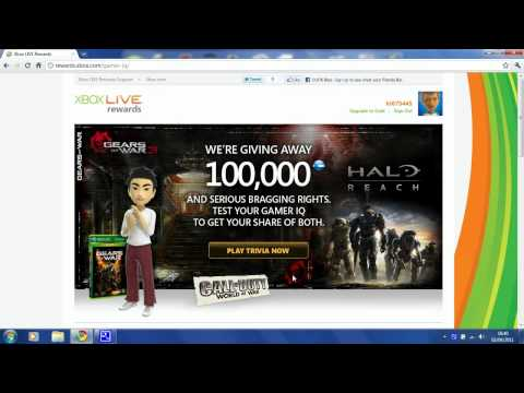 how-to-get-free-microsoft-points-(xbox-360)