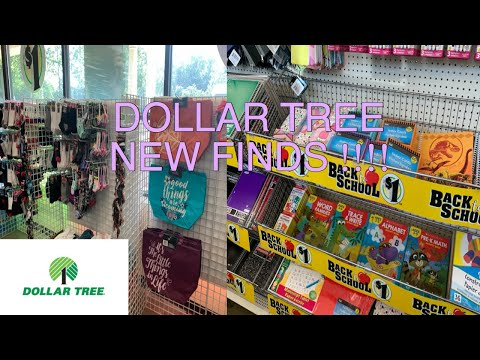 DOLLAR TREE* NEW FINDS*  SHOP WITH ME