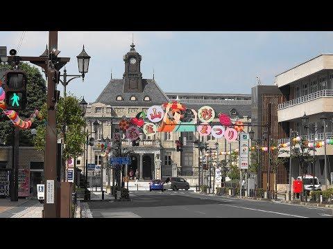 2019 山形 花笠祭り 第1日 ロングバージョン (18時10分~21時27分) 4K版