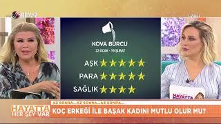 KOVA BURCU | Nuray Sayarı'dan haftalık burç yorumları 13-20 Mayıs 2019