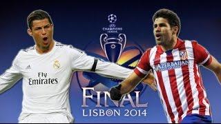 Real Madrid 4-1 Atletico [HD] Full Match Partido Completo | Final Champions 2014 | COPE | La Décima