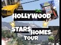 HOLLYWOOD MOVIE STARS HOMES TOUR