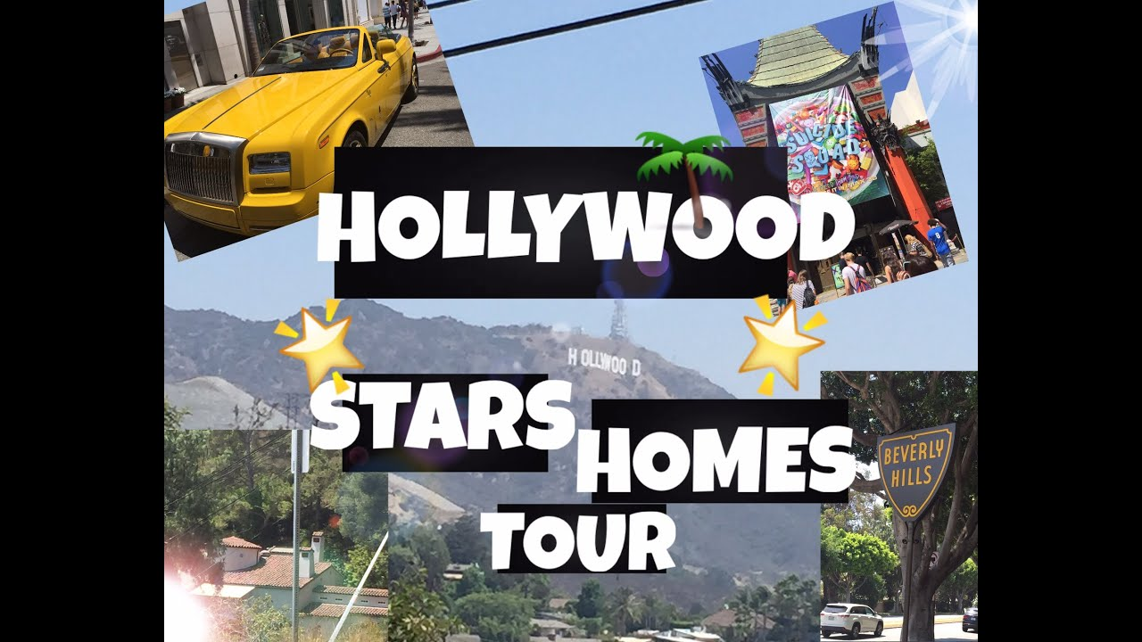 Hollywood Tour | Access Hollywood Tours | LA's Most ...